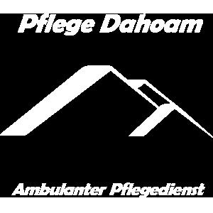 Pflegedienst Pflege Dahoam Logo